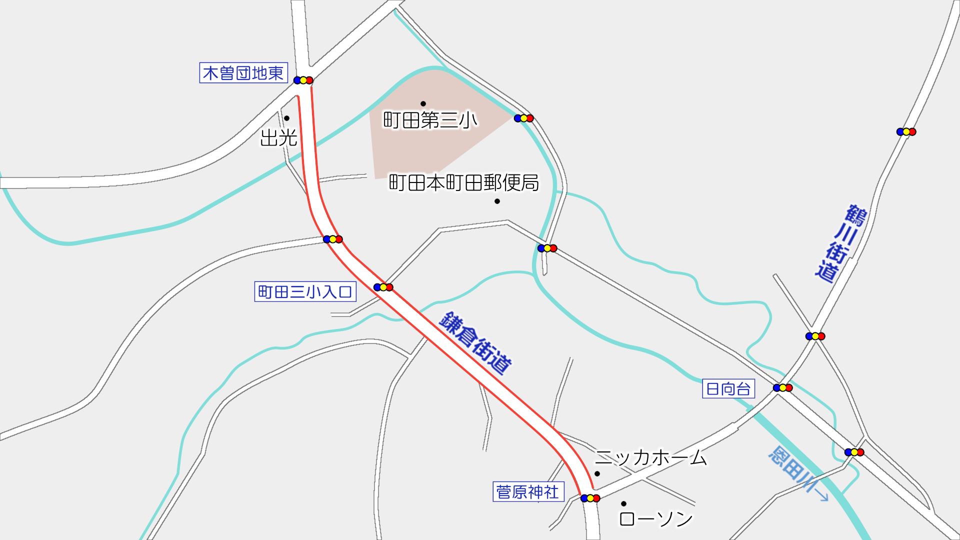 鎌倉 街道