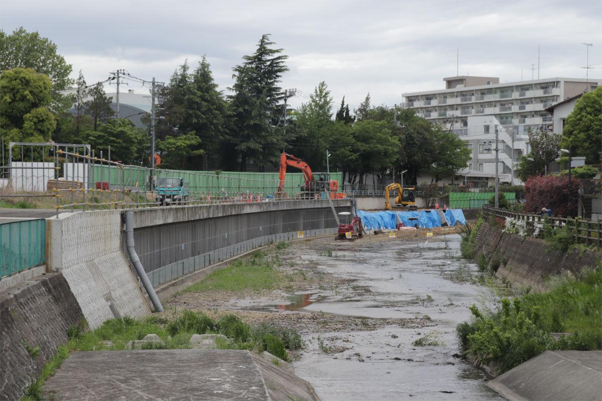 東村山3・4・15の1号新東京所沢線(神宝町) 進捗状況2019.4 | 俺の居場所